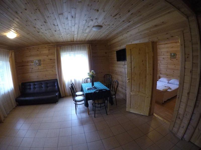 База отдыха «Ломаранта» Ленинградская область Коттедж на 7 человек (+2), фото 8
