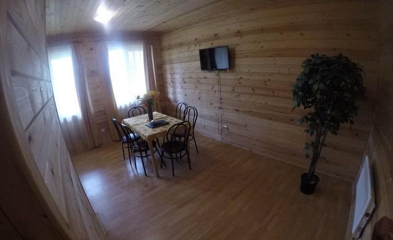 База отдыха «Ломаранта» Ленинградская область Номер «Люкс» с сауной, фото 6
