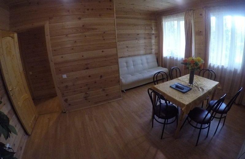 База отдыха «Ломаранта» Ленинградская область Номер «Люкс», фото 3