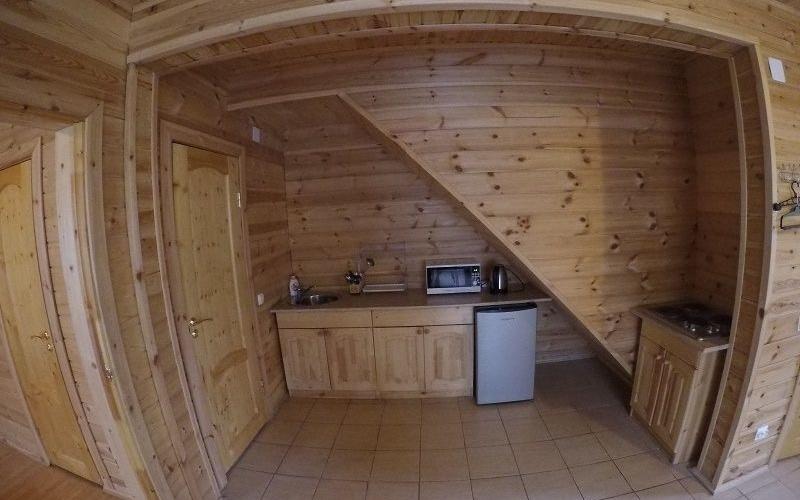 База отдыха «Ломаранта» Ленинградская область Номер «Люкс», фото 8