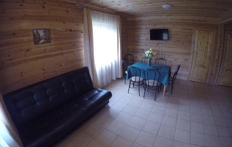 База отдыха «Ломаранта» Ленинградская область Коттедж на 9 человек (+2), фото 10