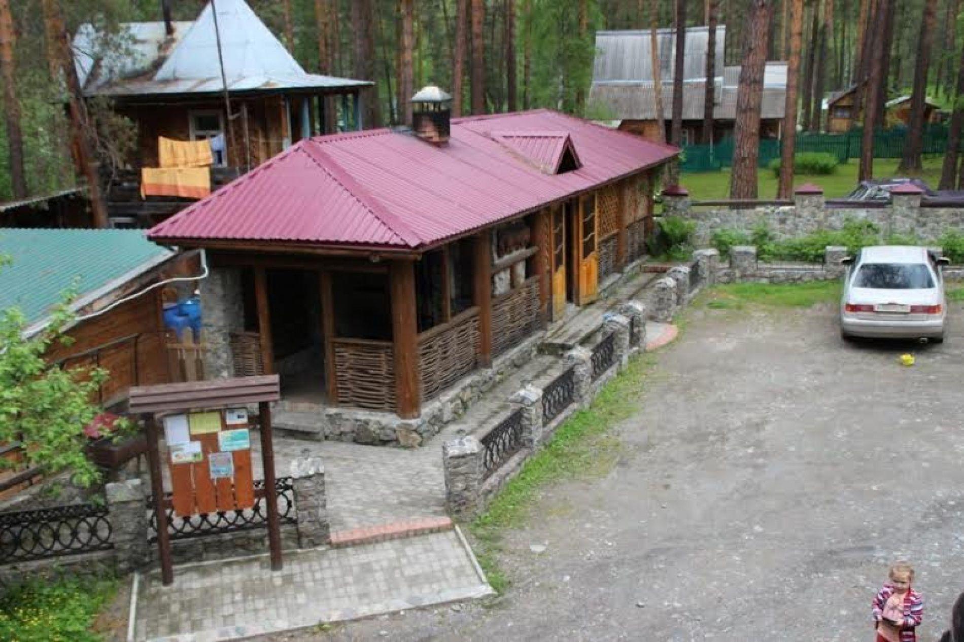 Туристический комплекс «Троя» Республика Алтай, фото 8
