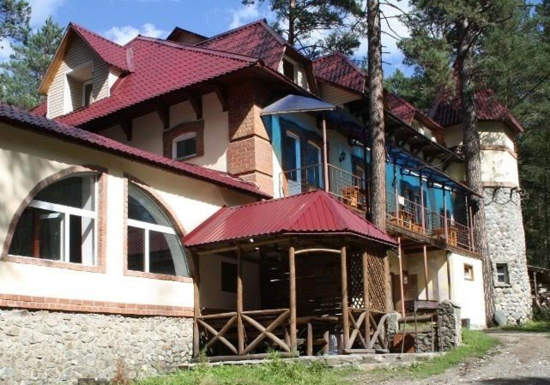 Туристический комплекс «Троя» Республика Алтай, фото 11