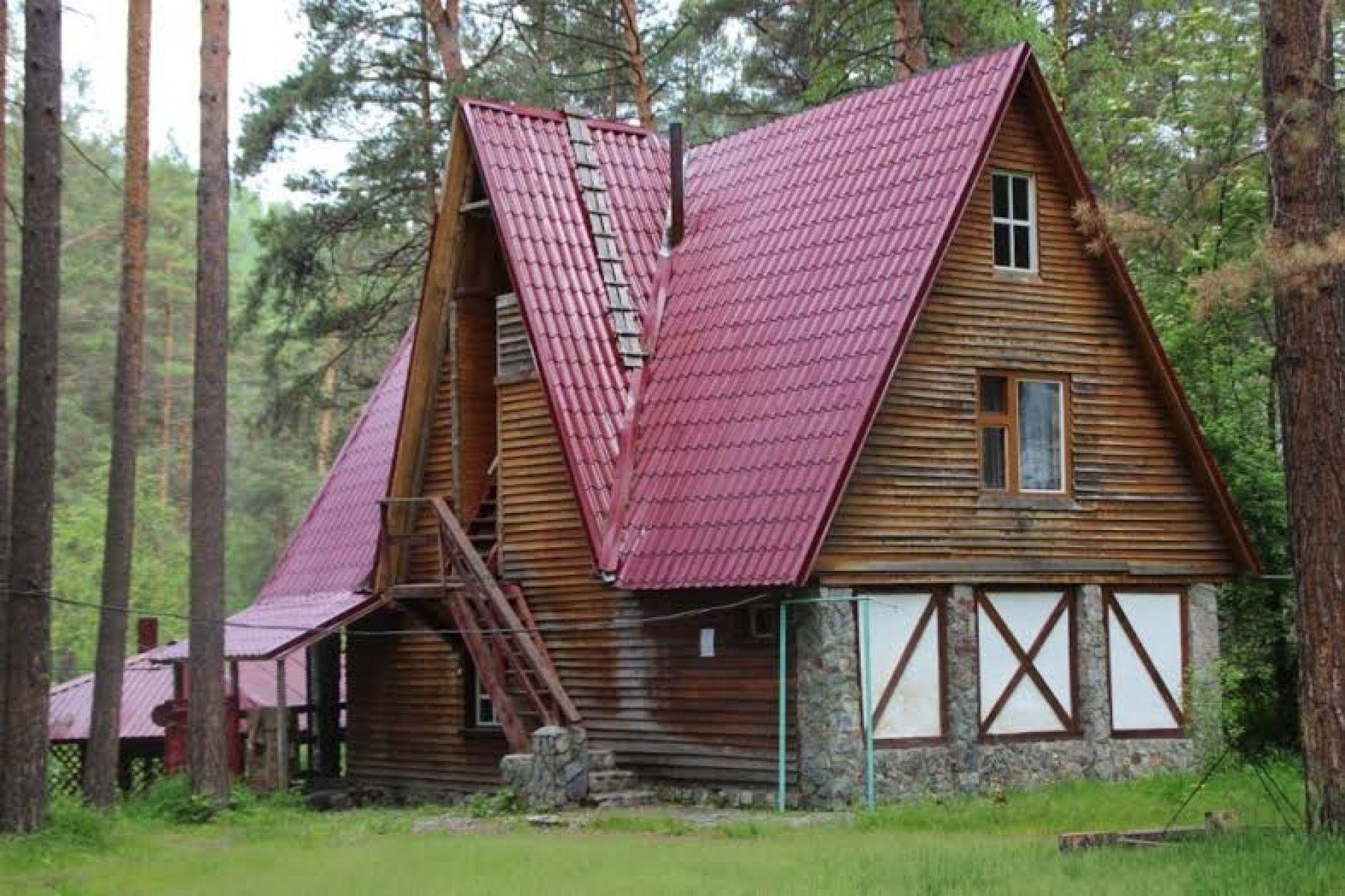 Туристический комплекс «Троя» Республика Алтай, фото 1