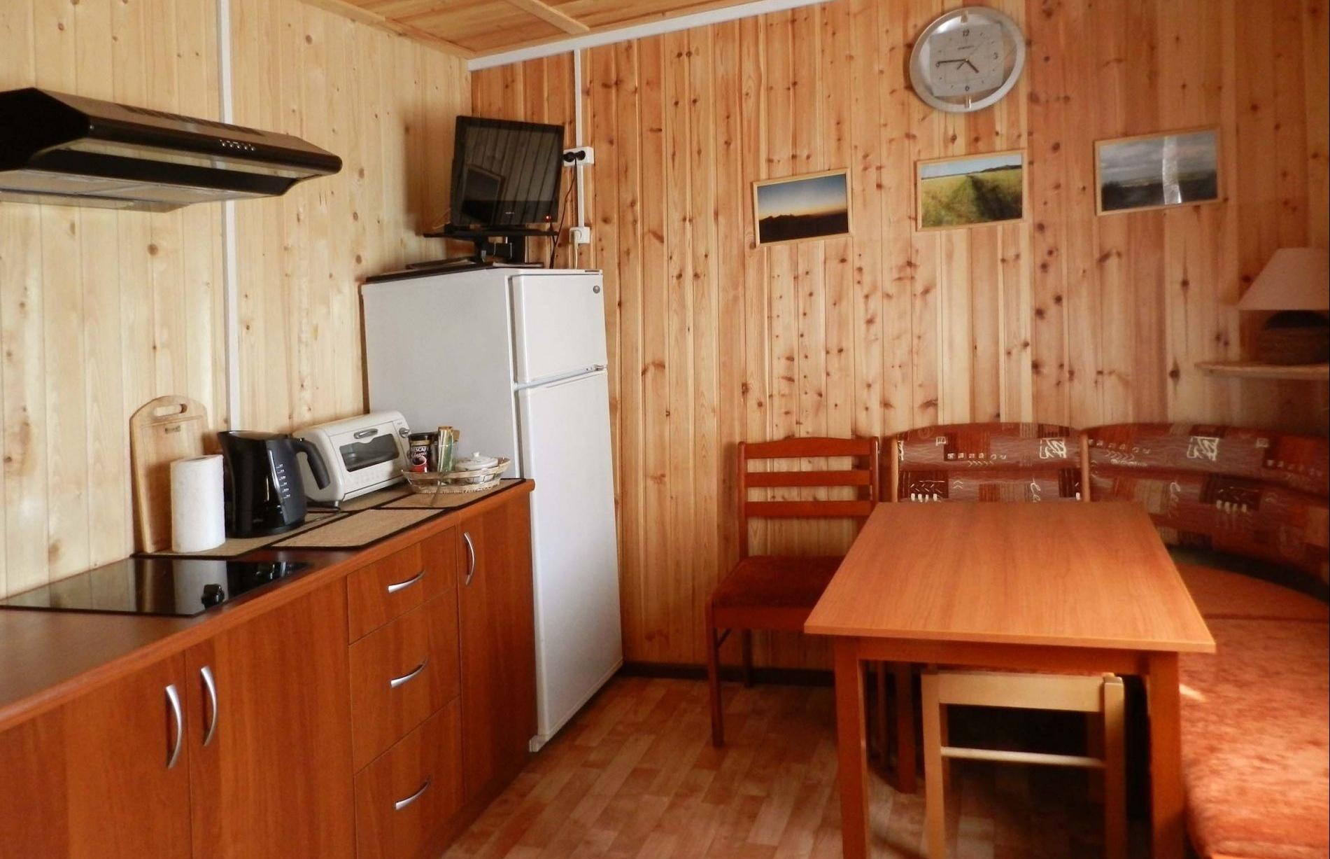 Агротуристический комплекс «Благодать» Псковская область Этаж коттеджа (с кухней), фото 2