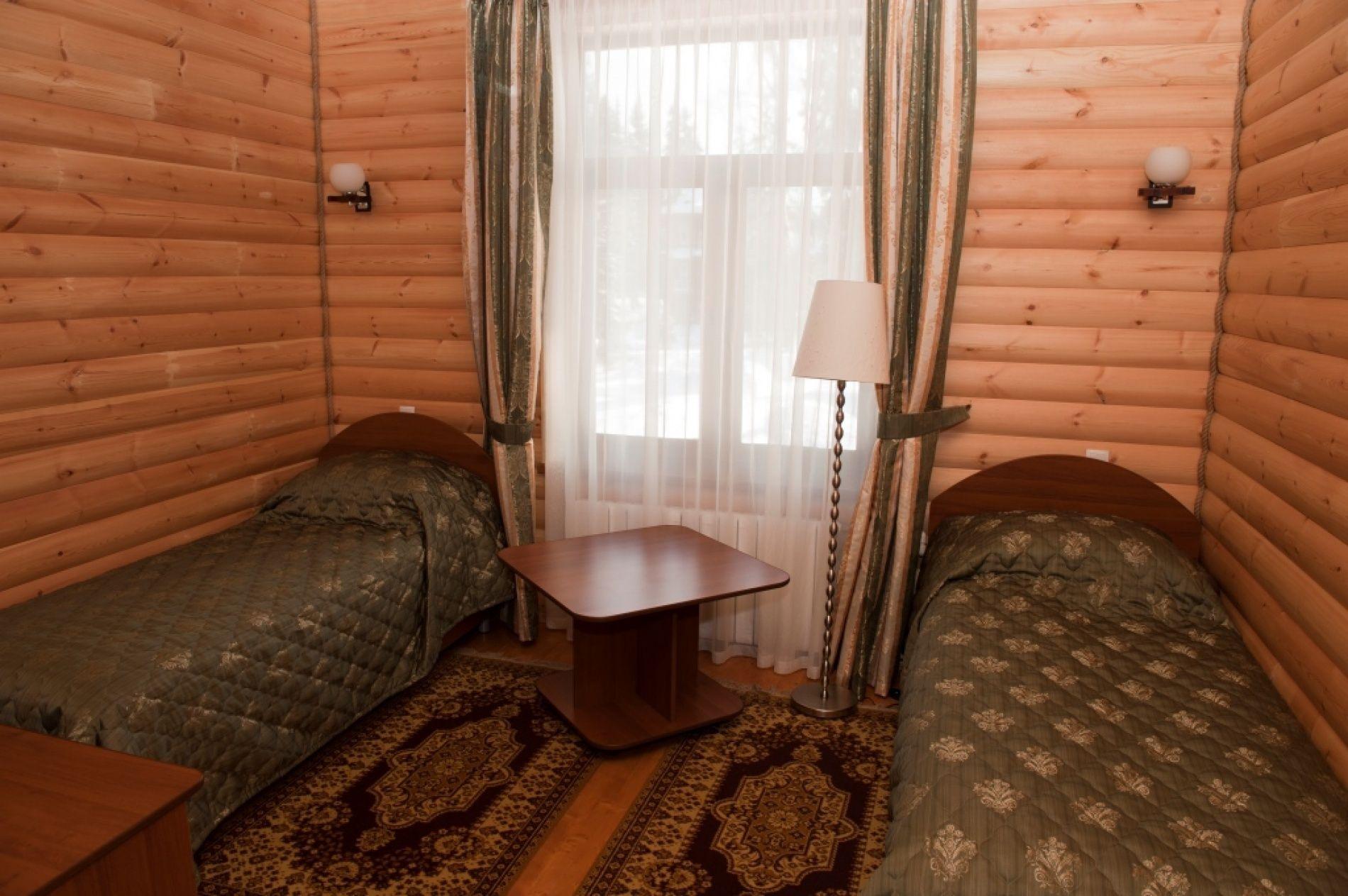 Оздоровительный комплекс «Тетьково» Тверская область Стандарт в Кедровом корпусе, фото 1