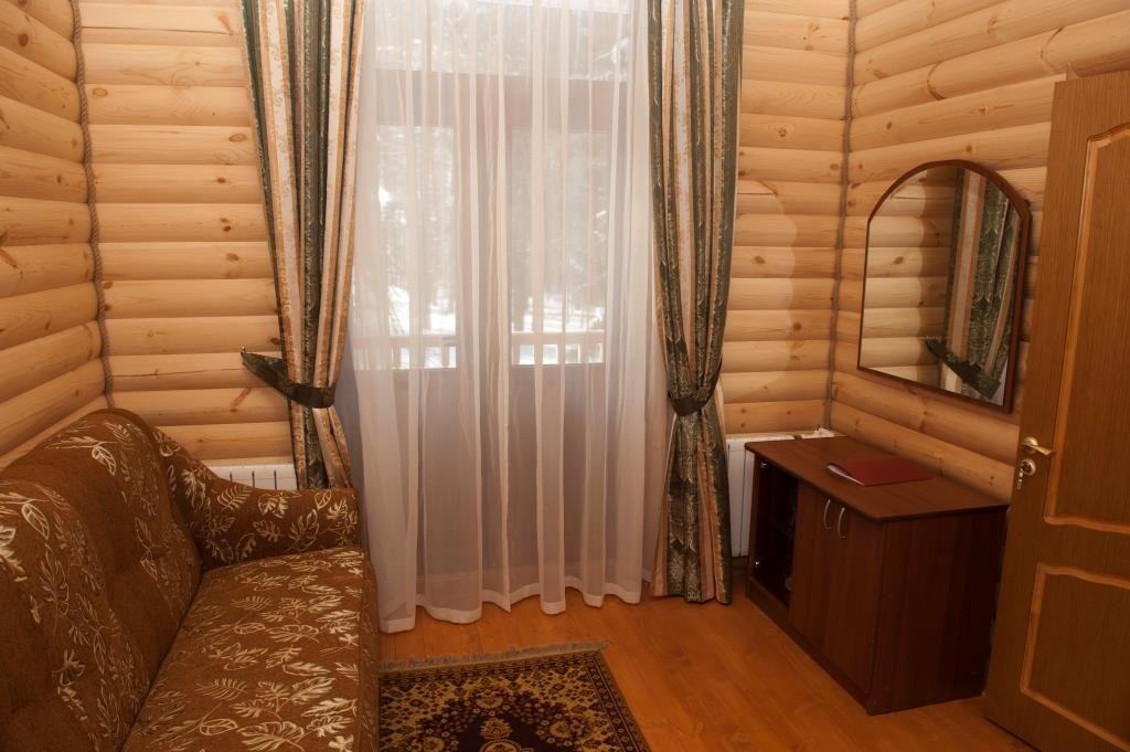 Оздоровительный комплекс «Тетьково» Тверская область Комфорт в Кедровом корпусе, фото 2