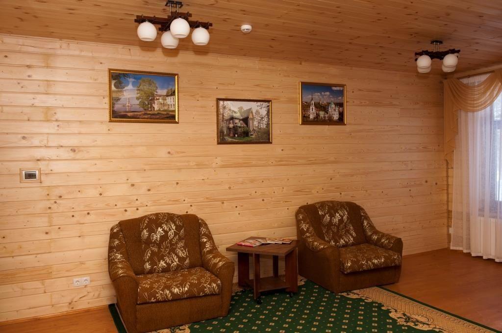 Оздоровительный комплекс «Тетьково» Тверская область Полулюкс в Кедровом корпусе, фото 3