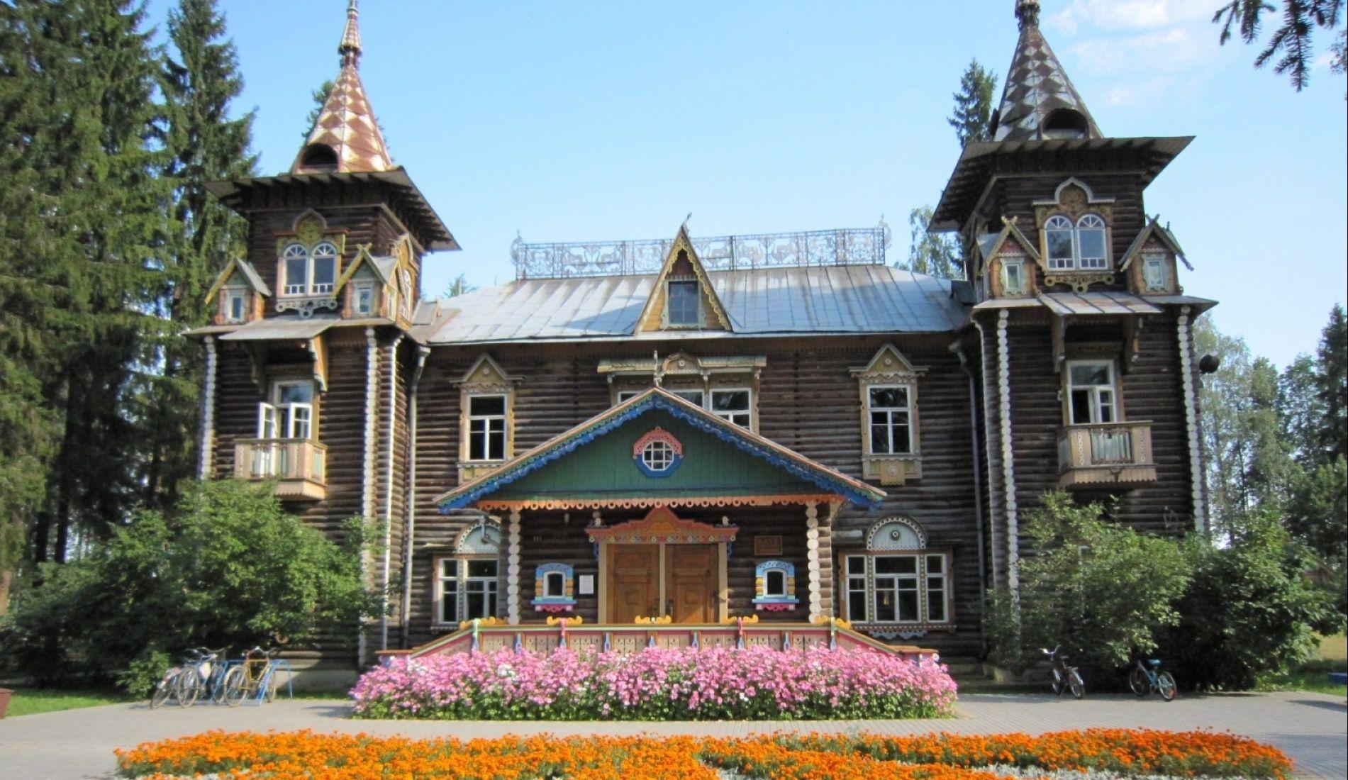 """Оздоровительный комплекс """"Тетьково"""" Тверская область, фото 1"""