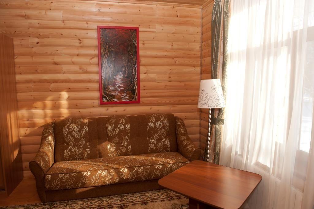 Оздоровительный комплекс «Тетьково» Тверская область Полулюкс в Кедровом корпусе, фото 2