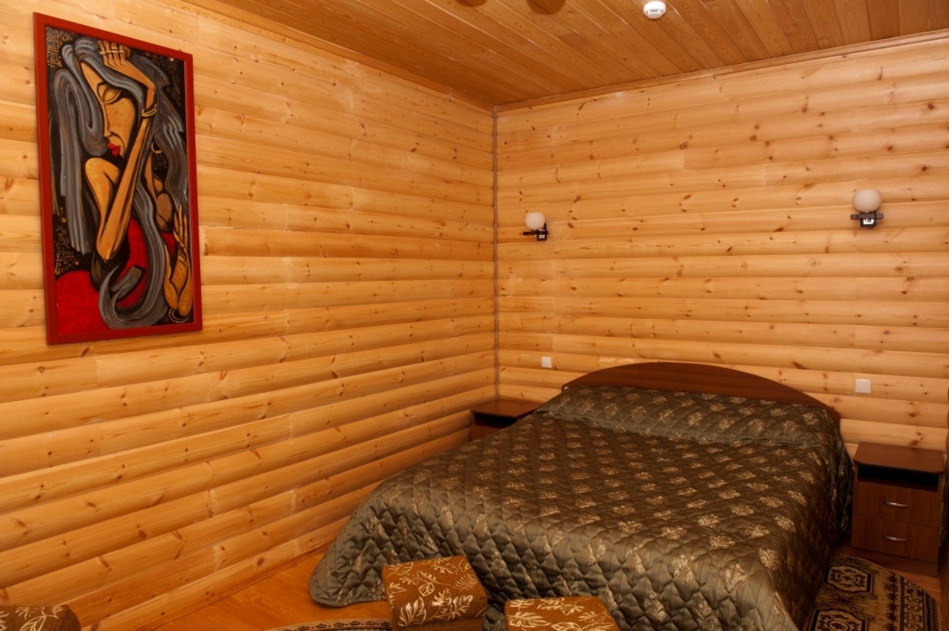 Оздоровительный комплекс «Тетьково» Тверская область Полулюкс в Кедровом корпусе, фото 1
