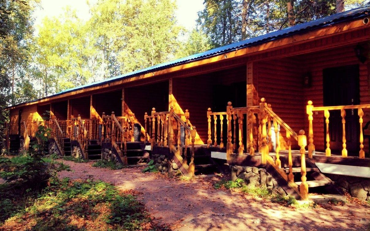 База отдыха «Робинзон» Ленинградская область, фото 3