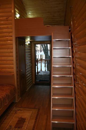База отдыха «Робинзон» Ленинградская область 2-местный номер в гостинице-таунхаусе, фото 5