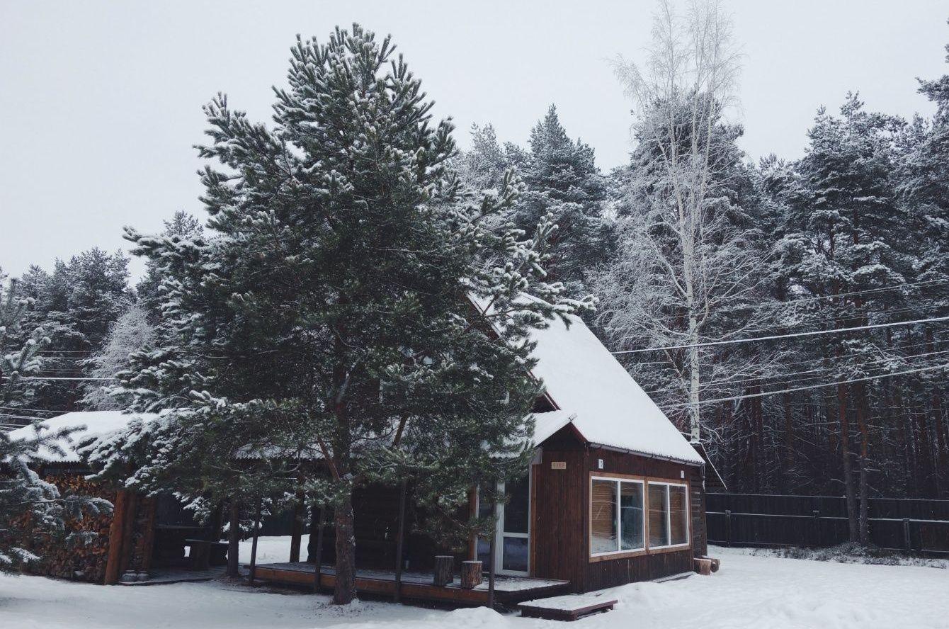 База отдыха «Медвежья кара» Ленинградская область, фото 16