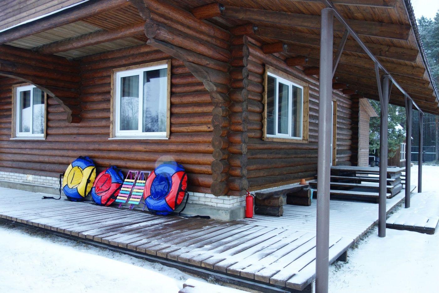 База отдыха «Медвежья кара» Ленинградская область, фото 18