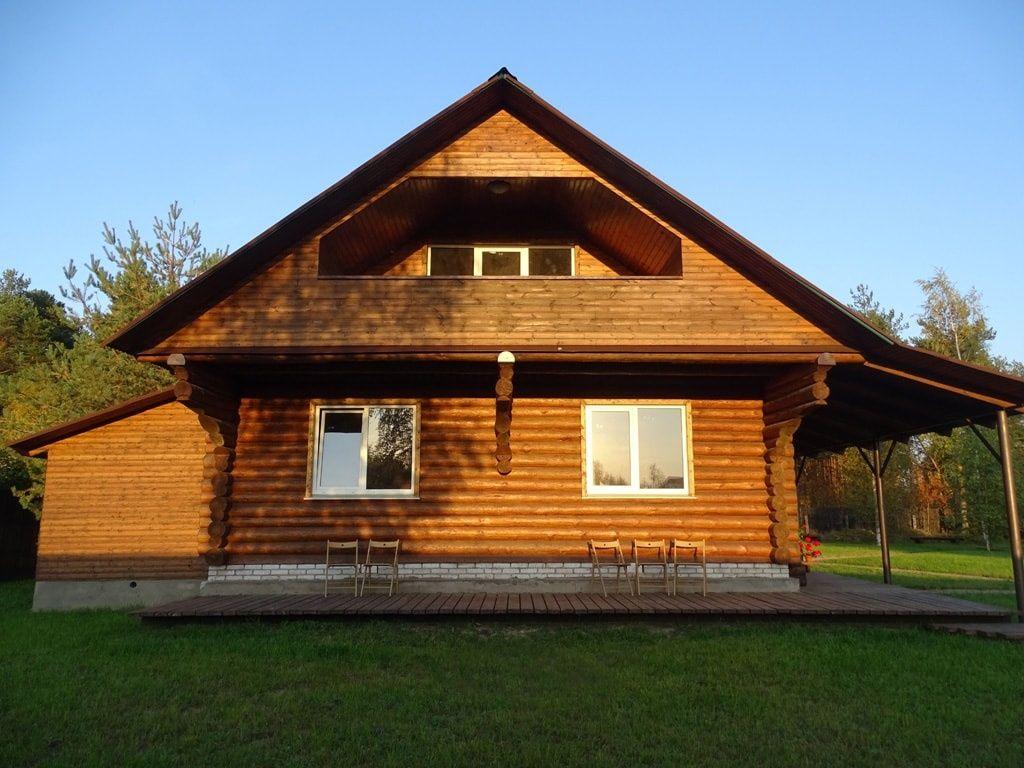 База отдыха «Медвежья кара» Ленинградская область, фото 3