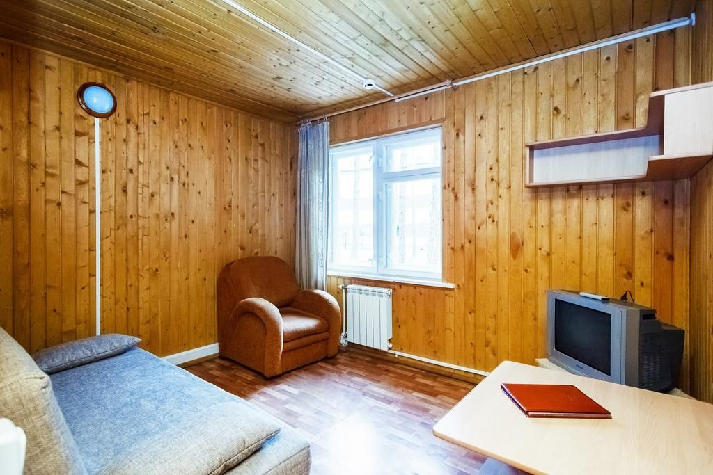 Парк-отель «Премьера» Тульская область Коттедж 2-местный, фото 3