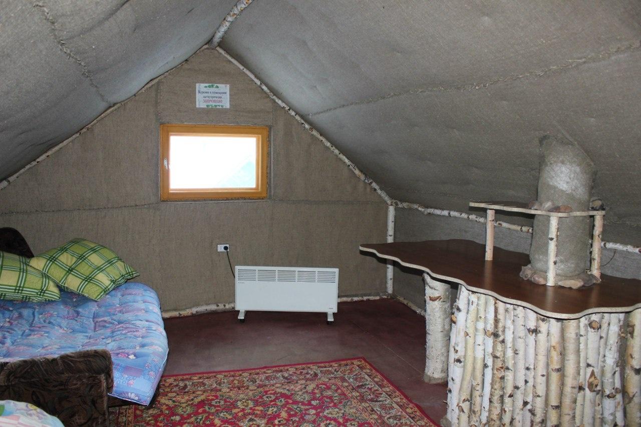 База отдыха «Юшут» Республика Марий Эл Дом Лесника, фото 1