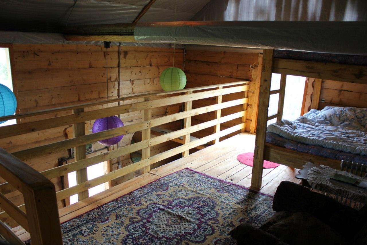 База отдыха «Юшут» Республика Марий Эл Гостевой домик «Теремок» (летний дом), фото 2