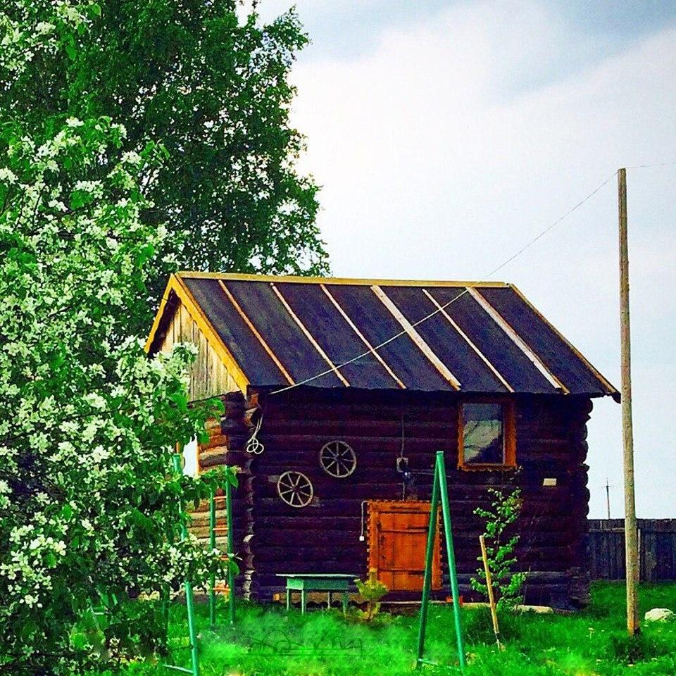 База отдыха «Юшут» Республика Марий Эл Гостевой домик «Теремок» (летний дом), фото 1