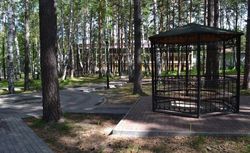 Парк-отель «Энергетик» Томская область, фото 11