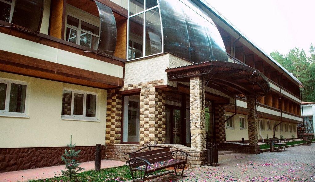 Парк-отель «Энергетик» Томская область, фото 1