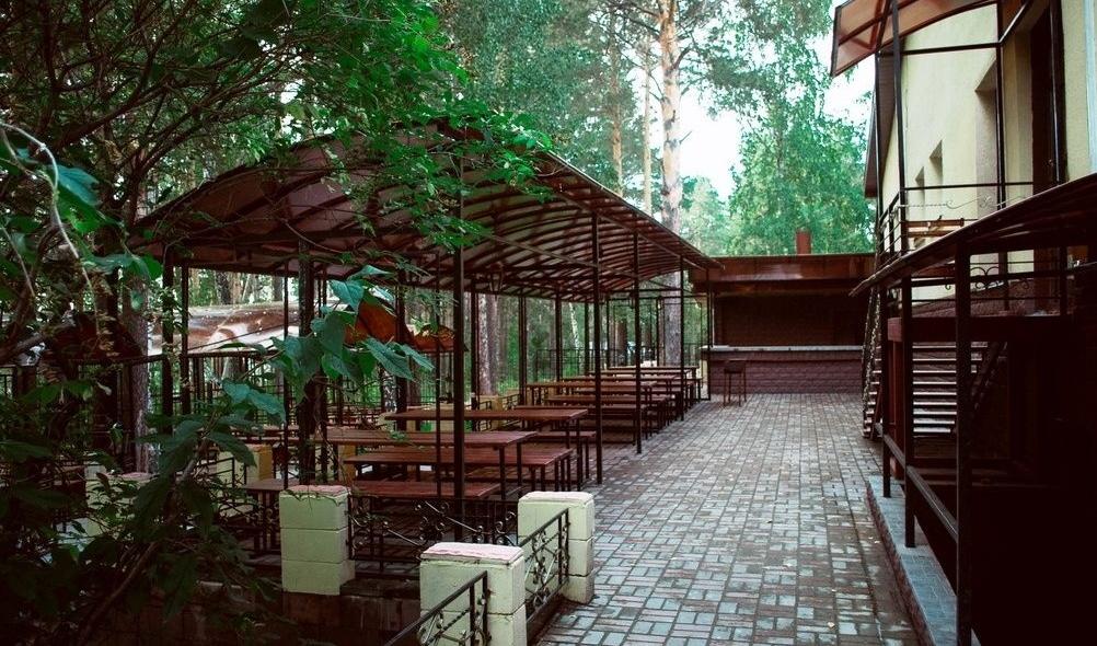Парк-отель «Энергетик» Томская область, фото 9