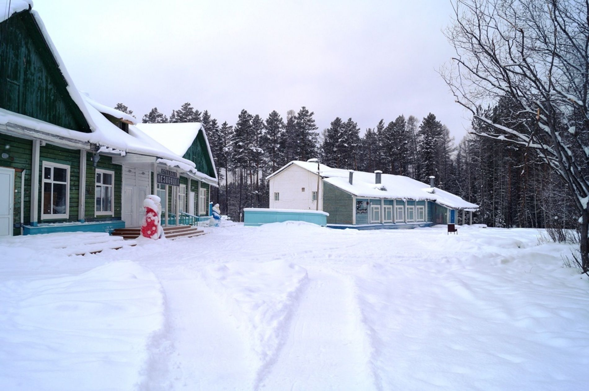 """База отдыха """"Лосенок"""" Иркутская область, фото 12"""