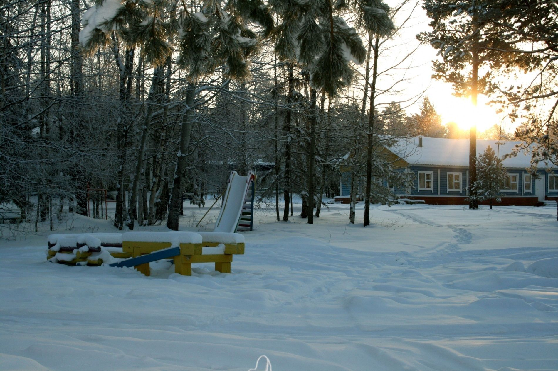 """База отдыха """"Лосенок"""" Иркутская область, фото 36"""