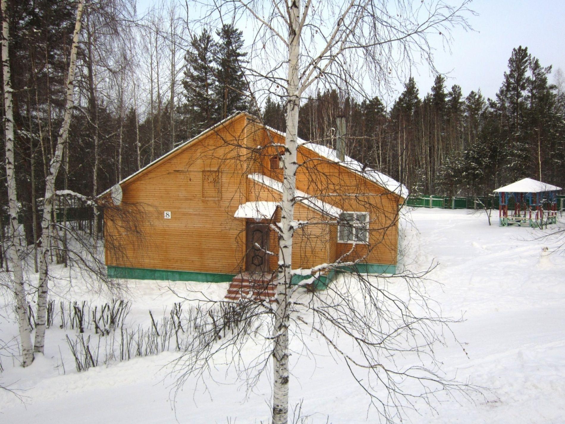 """База отдыха """"Лосенок"""" Иркутская область, фото 40"""