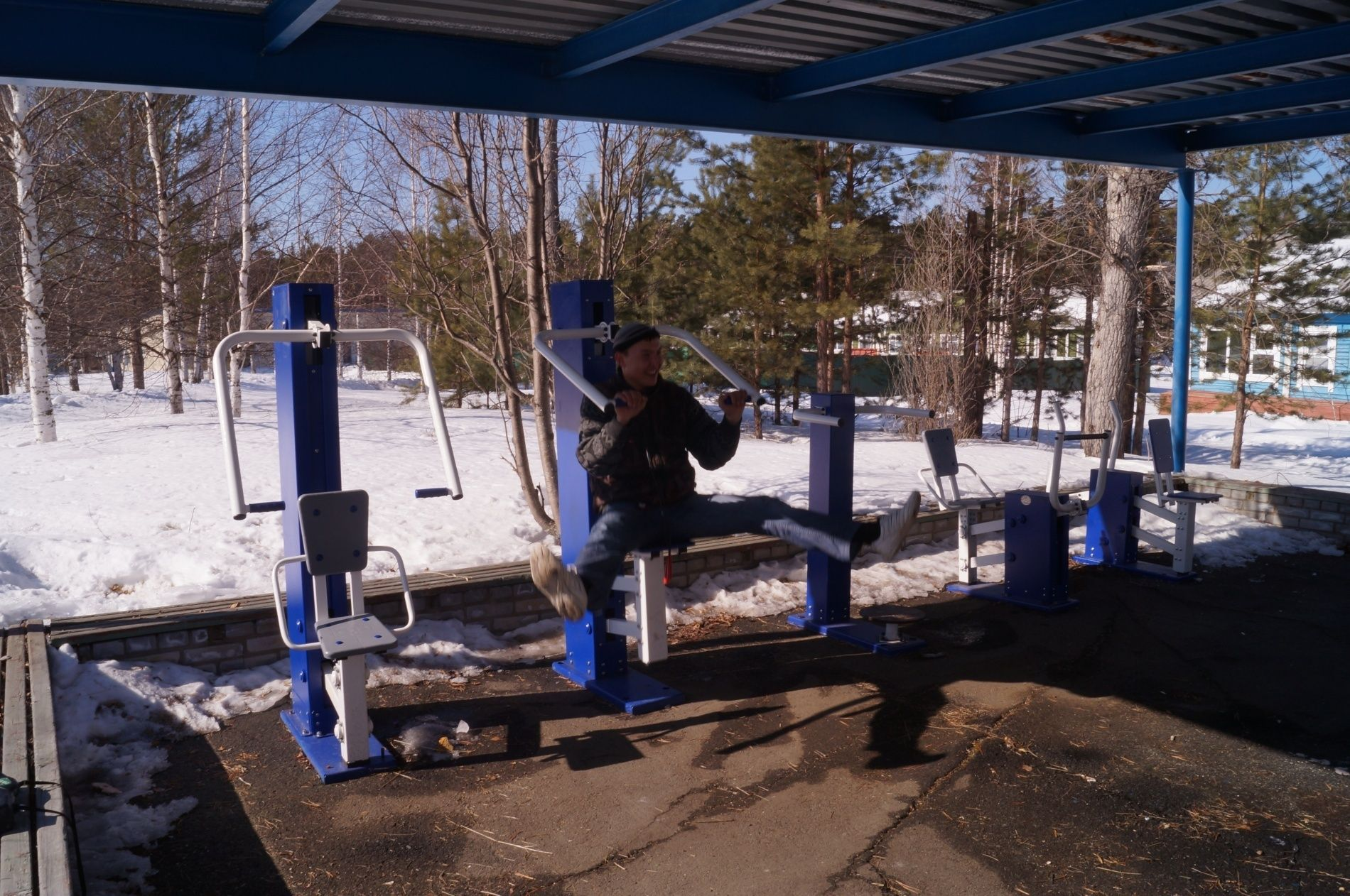 """База отдыха """"Лосенок"""" Иркутская область, фото 75"""