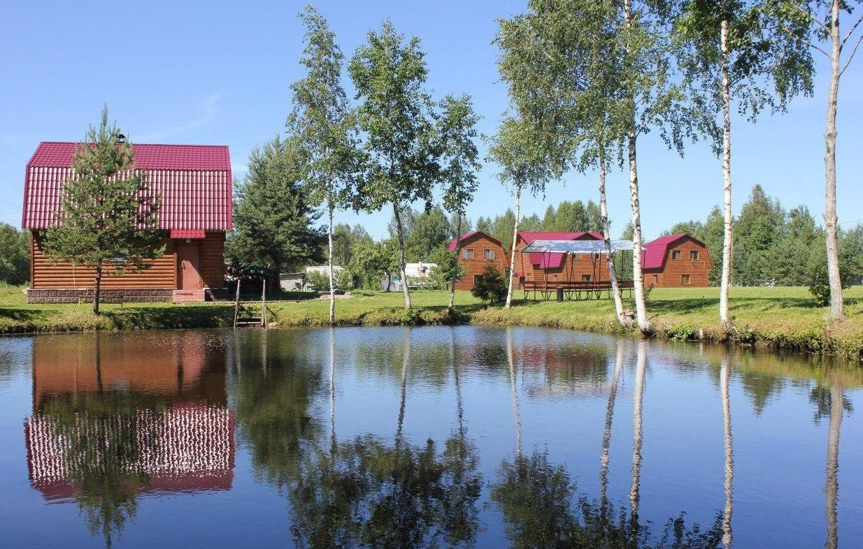 База отдыха «Таменгонт» Ленинградская область, фото 8