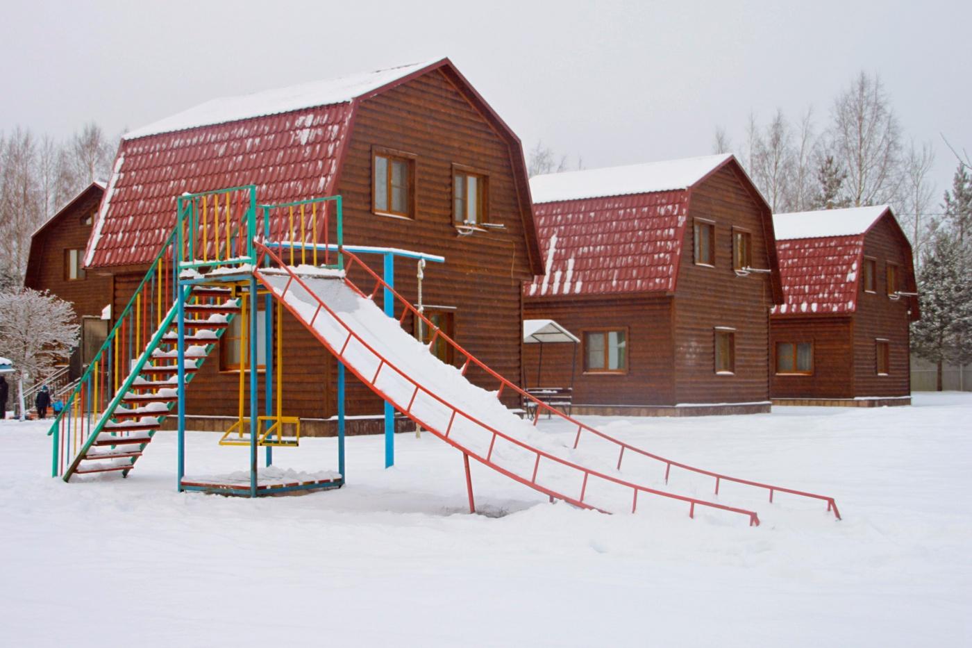 База отдыха «Таменгонт» Ленинградская область, фото 14
