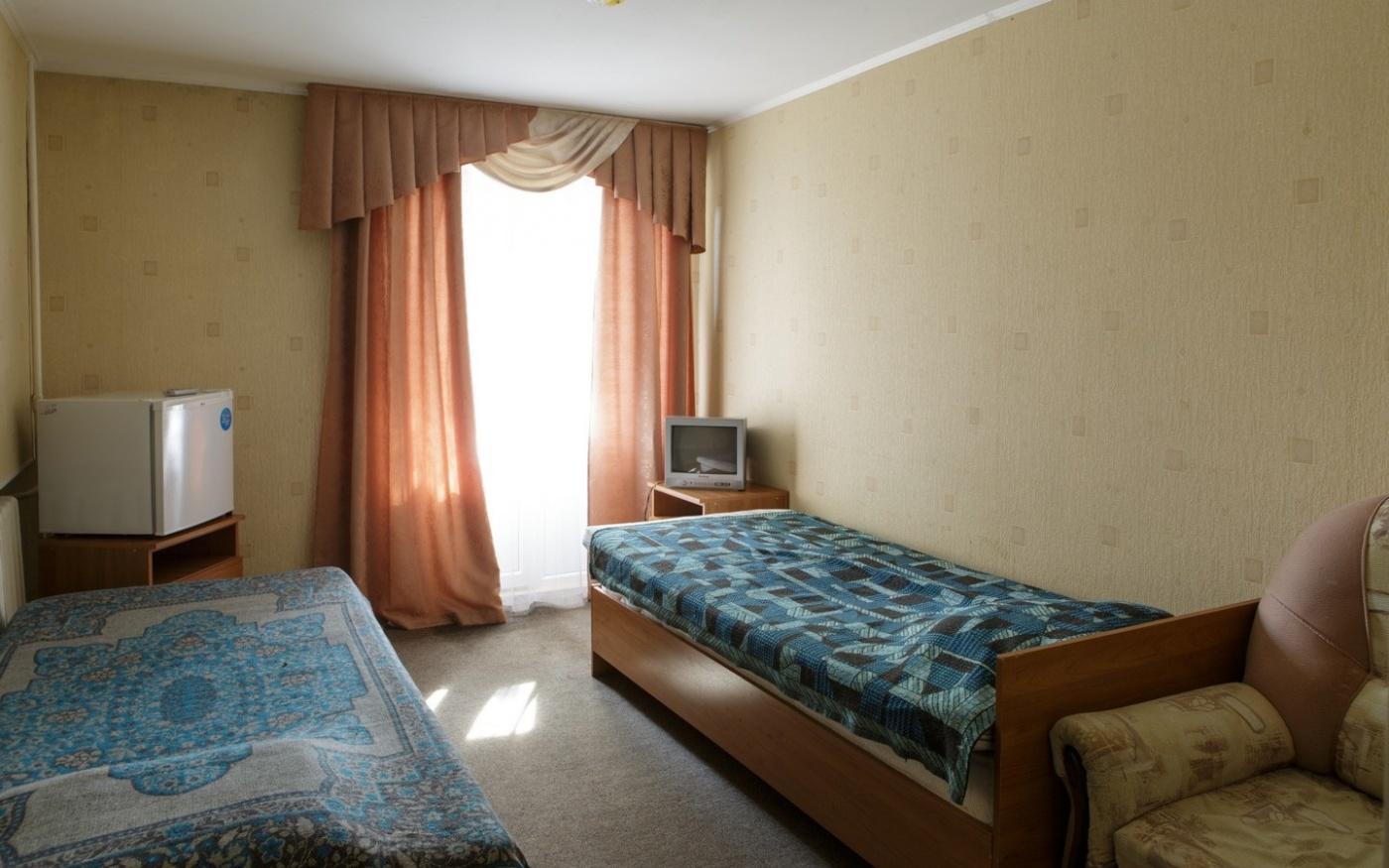 База отдыха «Боровое» Московская область 2-местный 1-комнатный номер, фото 4