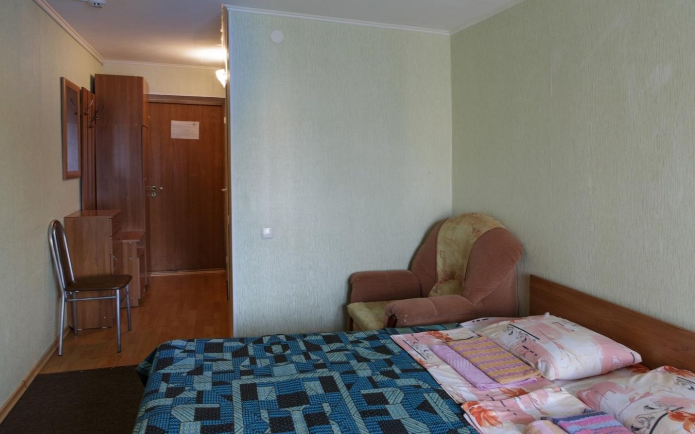 База отдыха «Боровое» Московская область 2-местный 1-комнатный номер, фото 3