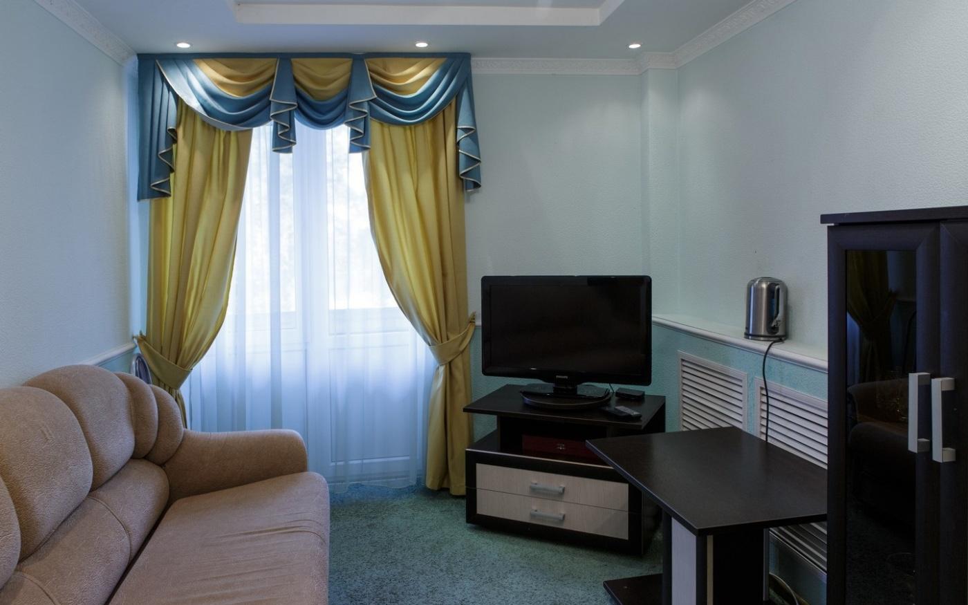 База отдыха «Боровое» Московская область 2-местный 2-комнатный номер повышенной комфортности, фото 3