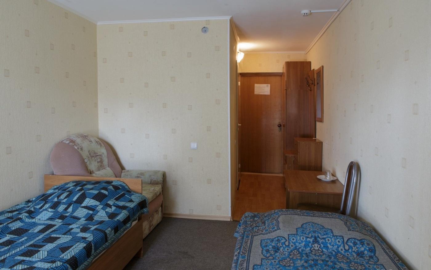 База отдыха «Боровое» Московская область 2-местный 1-комнатный номер, фото 5
