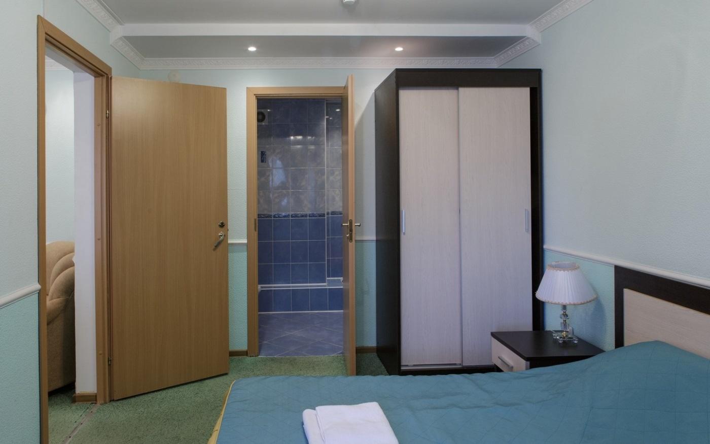База отдыха «Боровое» Московская область 2-местный 2-комнатный номер повышенной комфортности, фото 2