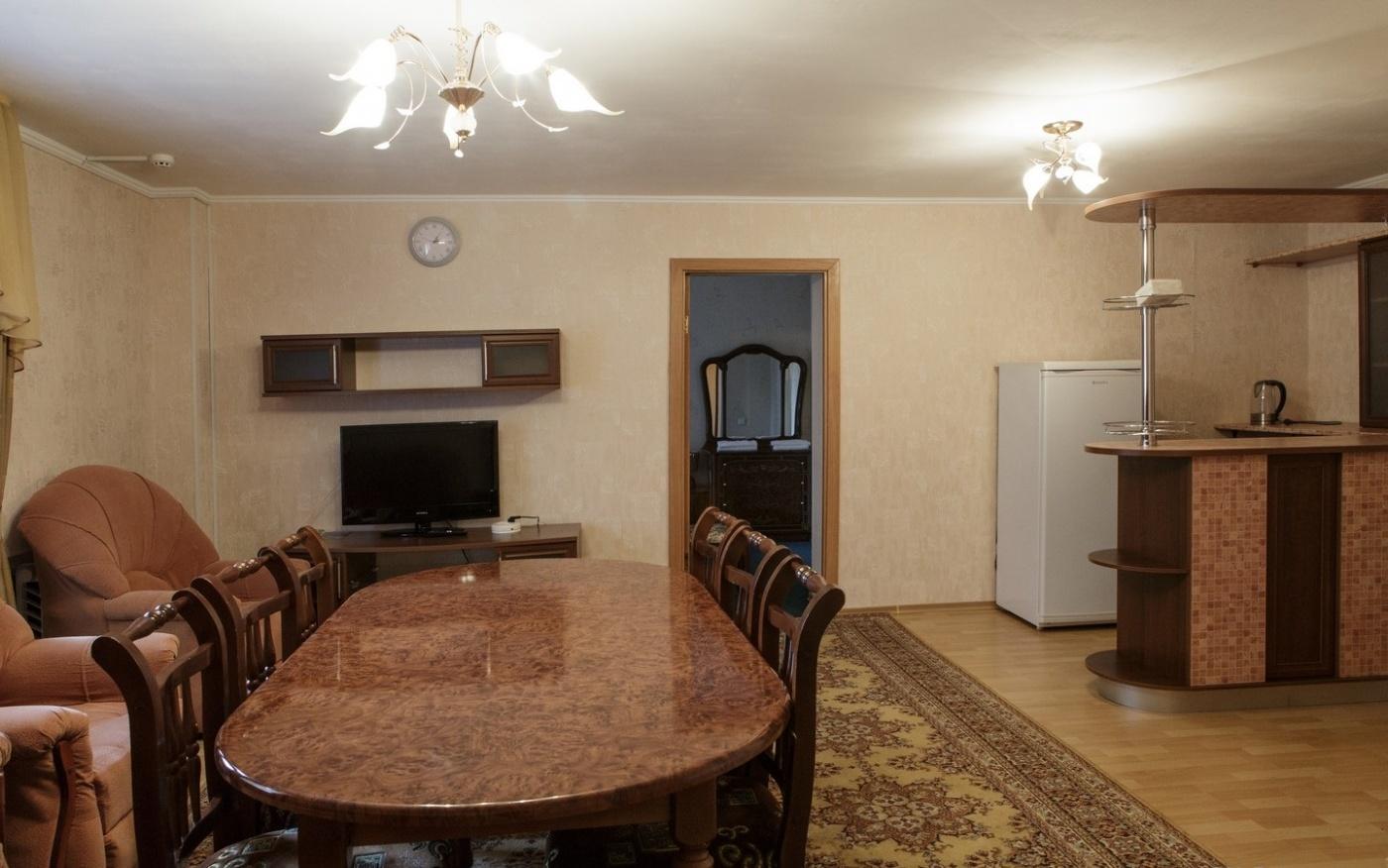 База отдыха «Боровое» Московская область 2-местный 2-комнатный люкс, фото 3