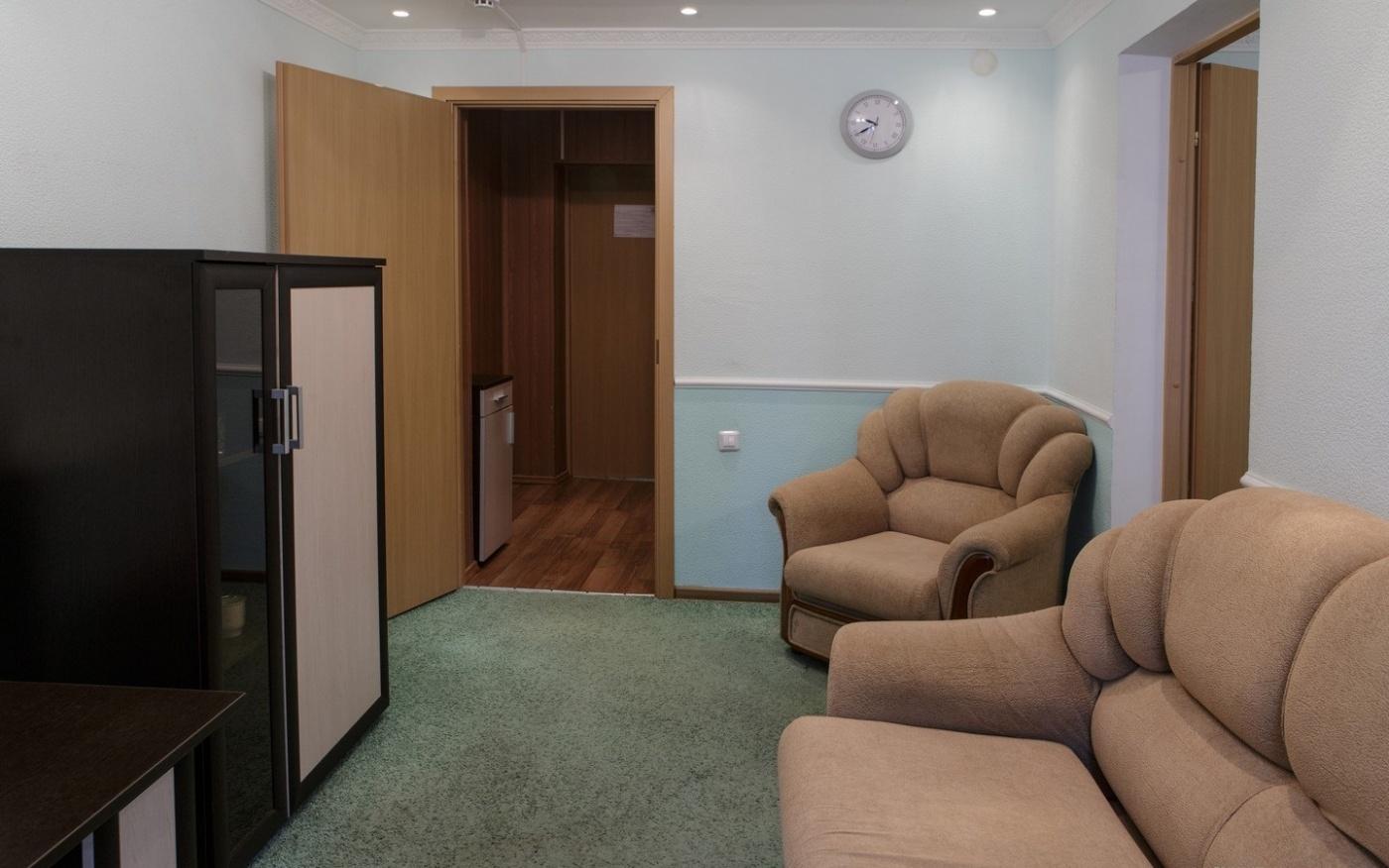 База отдыха «Боровое» Московская область 2-местный 2-комнатный номер повышенной комфортности, фото 4