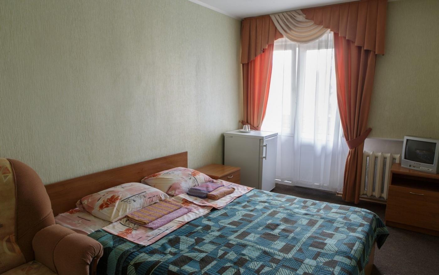 База отдыха «Боровое» Московская область 2-местный 1-комнатный номер, фото 2