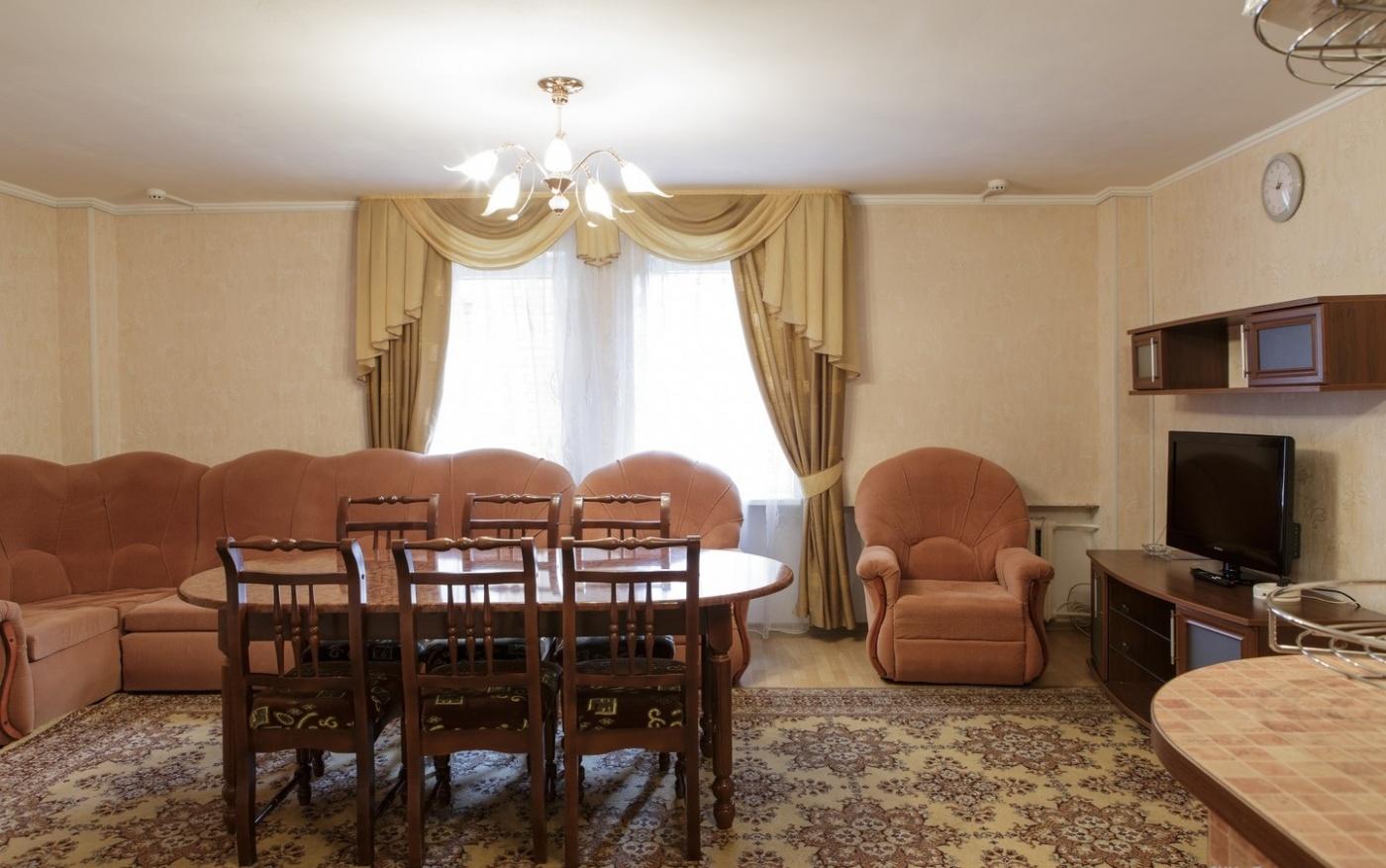 База отдыха «Боровое» Московская область 2-местный 2-комнатный люкс, фото 4