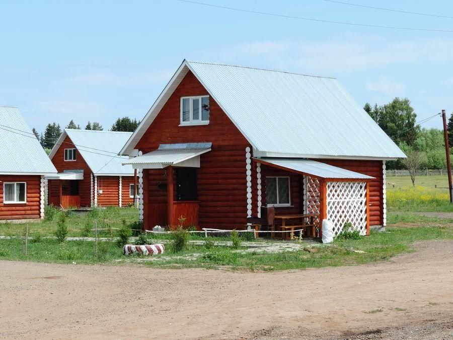База отдыха «Осинская слобода» Пермский край Гостевой дом, фото 1