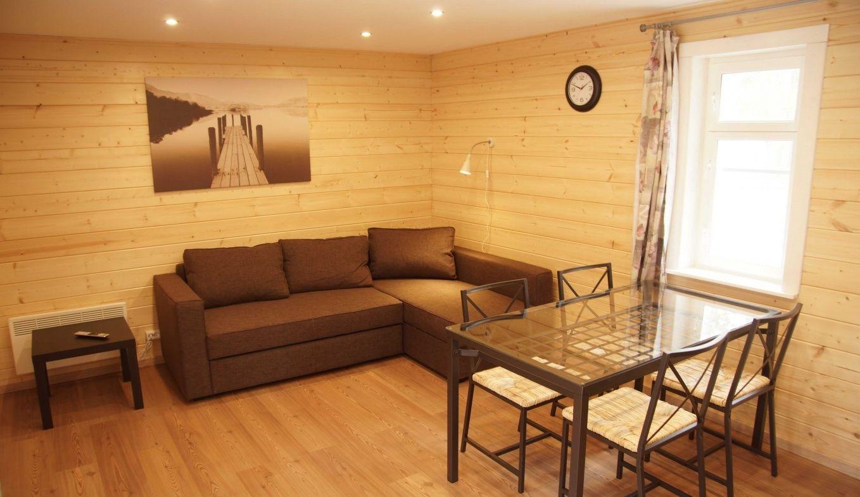 Центр отдыха «Аврора» Ленинградская область Дача с одной спальней, фото 4