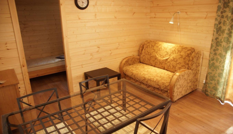 Центр отдыха «Аврора» Ленинградская область Дача с двумя спальнями, фото 4