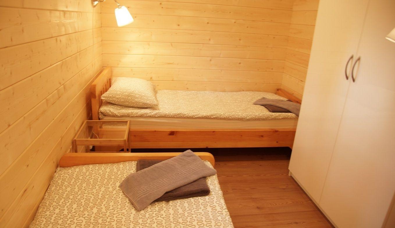 Центр отдыха «Аврора» Ленинградская область Дача с двумя спальнями, фото 3