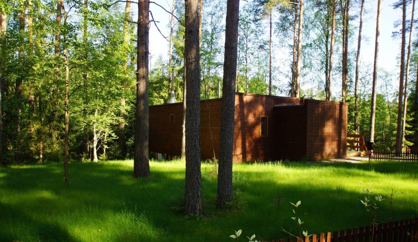 Центр отдыха «Аврора» Ленинградская область Вилла-студия с видом на лес, фото 1