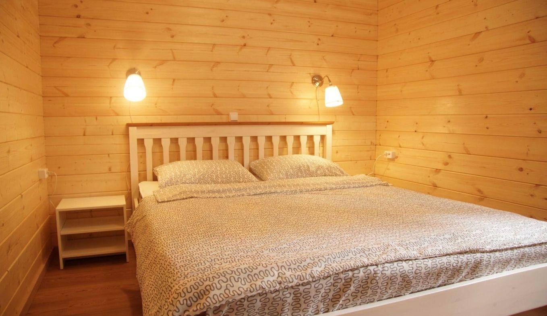 Центр отдыха «Аврора» Ленинградская область Дача с одной спальней, фото 2
