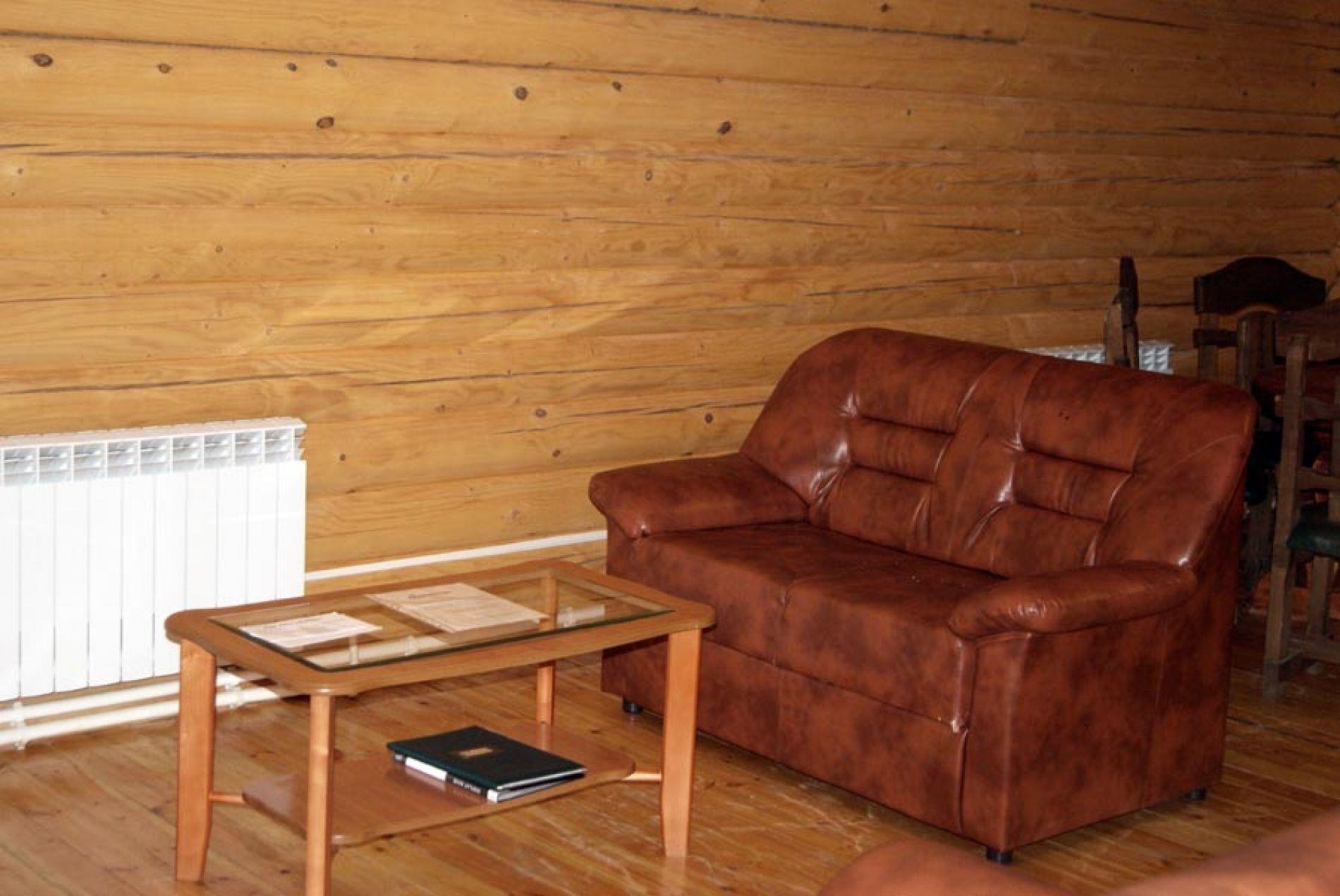 Парк-отель «Дербовеж» Тверская область Коттедж Лесной № 26, фото 2