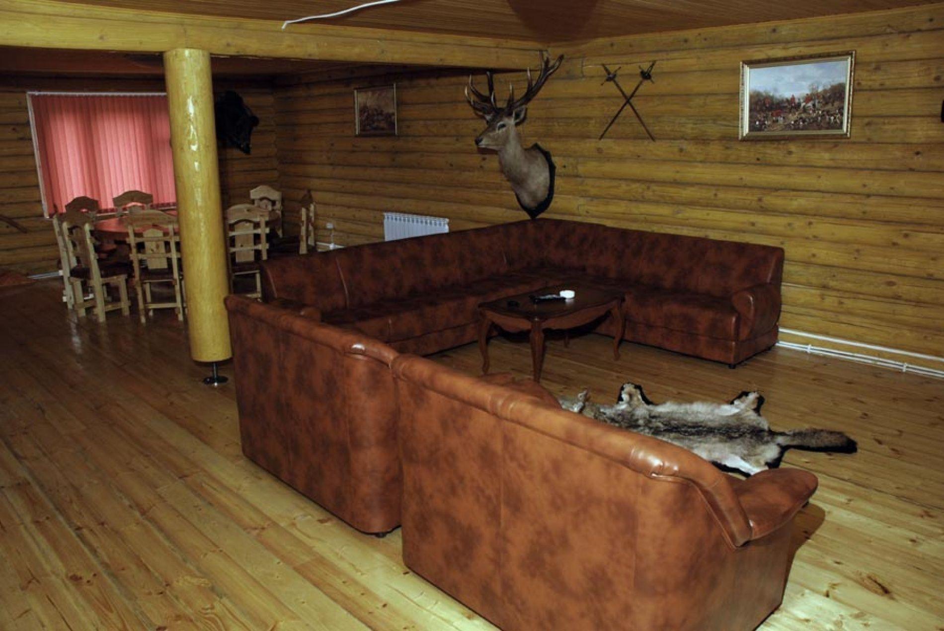 Парк-отель «Дербовеж» Тверская область Коттедж Охотничий № 25, фото 3